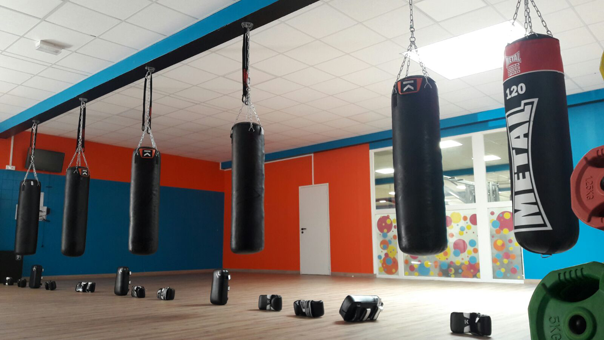 HIIT BOXING